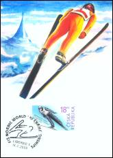 Cartes Maximum – Nordic World Ski Champions Liberec 2009